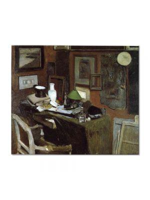 Tablou Arta Clasica Pictor Henri Matisse Interior with a top hat 1896 80 x 90 cm