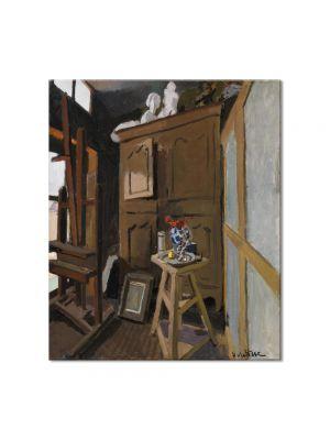 Tablou Arta Clasica Pictor Henri Matisse Studio Interior 1903 80 x 90 cm