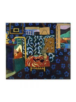 Tablou Arta Clasica Pictor Henri Matisse Still life with aubergines 1911 80 x 90 cm