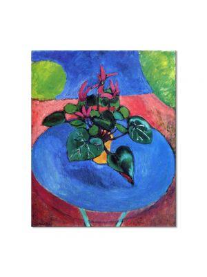 Tablou Arta Clasica Pictor Henri Matisse Cyclamen Pourpre 1912 80 x 90 cm