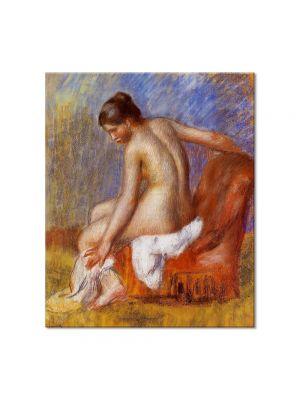 Tablou Arta Clasica Pictor Pierre-Auguste Renoir Nude in an armchair 1890 80 x 90 cm