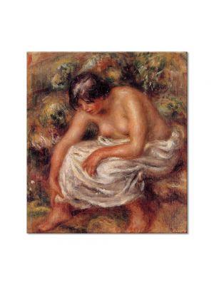 Tablou Arta Clasica Pictor Pierre-Auguste Renoir Bathing 1915 80 x 90 cm