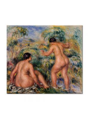 Tablou Arta Clasica Pictor Pierre-Auguste Renoir Bathers 1917 80 x 90 cm