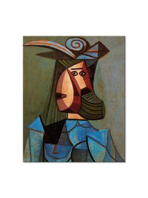 Tablou Arta Clasica Pictor Pablo Picasso Portrait of woman. Dora Maar 1942 80 x 90 cm