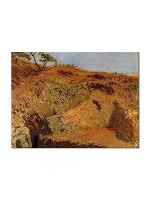Tablou Arta Clasica Pictor Pablo Picasso Quarries 1896 80 x 110 cm
