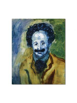 Tablou Arta Clasica Pictor Pablo Picasso Portrait of Sebastia Junyer-Vidal 1902 80 x 90 cm