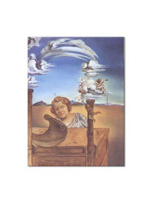 Tablou Arta Clasica Pictor Salvador Dali Melancholy 1942 80 x 100 cm