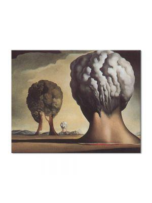Tablou Arta Clasica Pictor Salvador Dali Three Sphinxes of Bikini 1947 80 x 100 cm