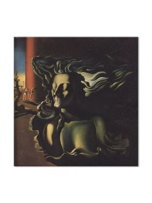 Tablou Arta Clasica Pictor Salvador Dali The Dream 1931 80 x  80 cm