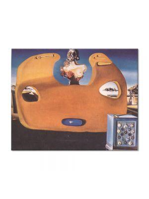 Tablou Arta Clasica Pictor Salvador Dali Memory of the Child-Woman 1932 80 x 100 cm