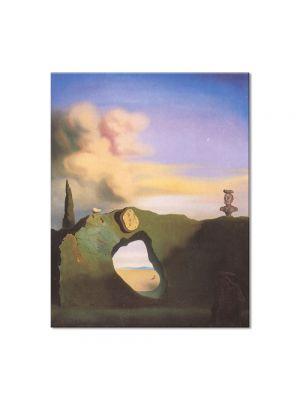Tablou Arta Clasica Pictor Salvador Dali The Triangular Hour 1933 80 x 100 cm