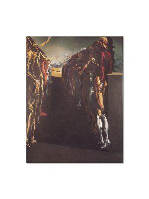 Tablou Arta Clasica Pictor Salvador Dali Palladio's Thalia Corridoe 1938 80 x 100 cm