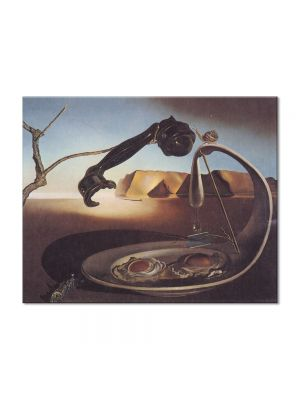 Tablou Arta Clasica Pictor Salvador Dali The Sublime Moment 1938 80 x 100 cm