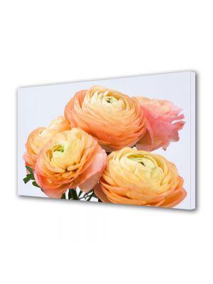 Tablou Canvas Flori Flori persane galbene