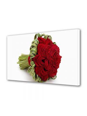 Tablou Canvas Flori Buchet de trandafiri