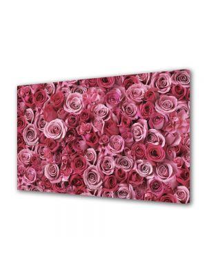 Tablou Canvas Flori Spirale de iubire
