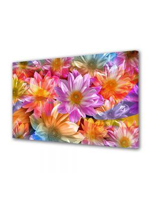 Tablou Canvas Flori Flori fantastice