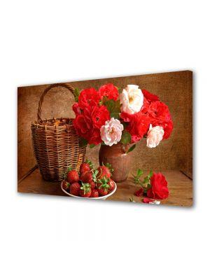 Tablou Canvas Flori Aranjament cu flori