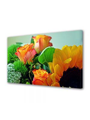 Tablou Canvas Flori Aranjament floral special