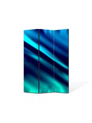 Paravan de Camera ArtDeco din 3 Panouri Abstract Decorativ Labirint 105 x 150 cm