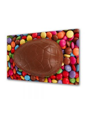 Tablou Canvas Sarbatori Paste Ou de ciocolata