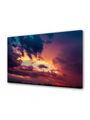 Tablou Canvas Luminos in intuneric VarioView LED Peisaj Cumul de nori