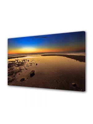 Tablou VarioView MoonLight Fosforescent Luminos in intuneric Peisaje Plaja imensa