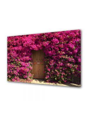 Tablou Canvas Luminos in intuneric VarioView LED Peisaj Poarta de flori