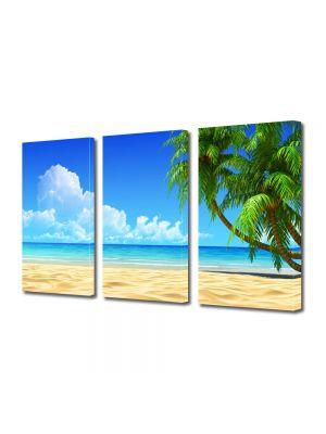 Set Tablouri Multicanvas 3 Piese Peisaj Infinit