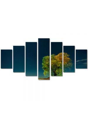 Set Tablouri Multicanvas 7 Piese Peisaj Viteza