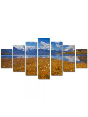 Set Tablouri Multicanvas 7 Piese Peisaj Mal