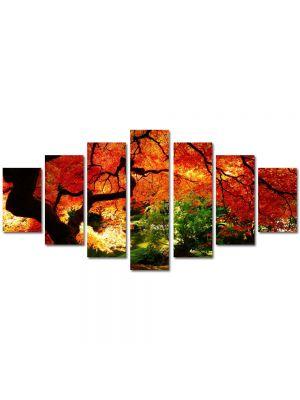 Set Tablouri Multicanvas 7 Piese Peisaj Suprearealist 2