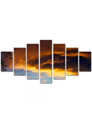 Set Tablouri Multicanvas 7 Piese Peisaj Va ploua