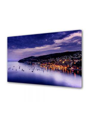 Tablou VarioView MoonLight Fosforescent Luminos in Urban Orase Coasta de Azur Franta