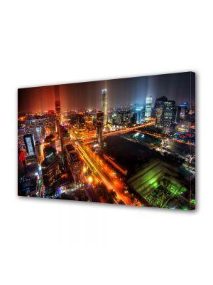 Tablou Canvas Beijing dupa ploaie China