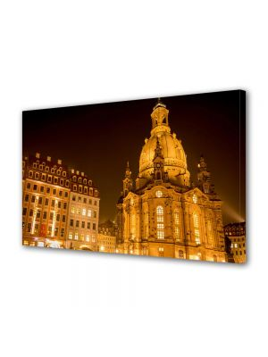 Tablou VarioView MoonLight Fosforescent Luminos in Urban Orase Dresden Germania