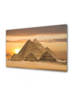 Tablou Canvas Cairo Piramide Egipt