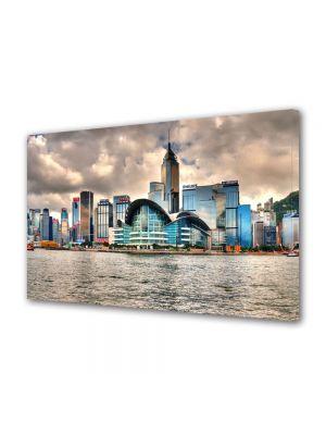 Tablou Canvas Priveliste Hong Kong