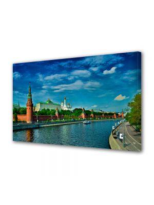 Tablou VarioView MoonLight Fosforescent Luminos in Urban Orase Kremlin Moscova