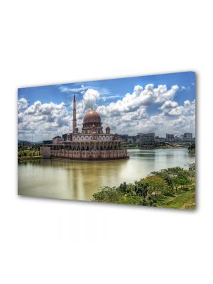 Tablou Canvas Moschee in Kuala Lumpur