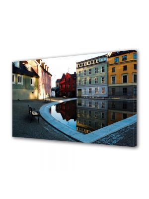 Tablou Canvas Granita Suedia si Norvegia
