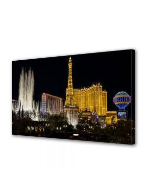 Tablou VarioView MoonLight Fosforescent Luminos in Urban Orase Las Vegas