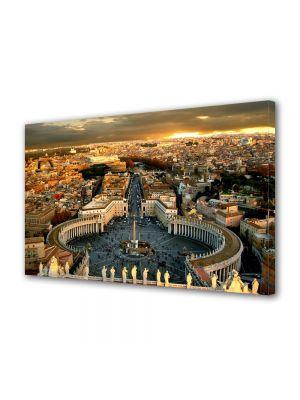 Tablou Canvas Piata San Pietro Roma Vatican