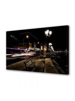Tablou VarioView MoonLight Fosforescent Luminos in Urban Orase Promenada