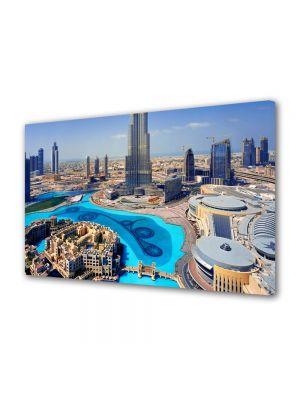 Tablou VarioView MoonLight Fosforescent Luminos in Urban Orase Emiratele Arabe Unite