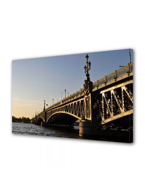 Tablou Canvas Pod in Saint Petersburg Rusia