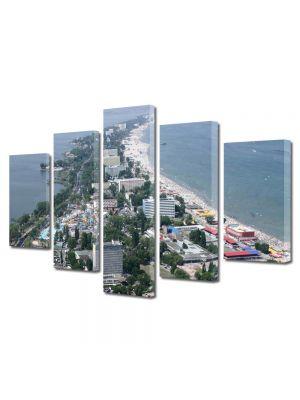 Set Tablouri Multicanvas 5 Piese Constanta Romania