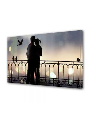 Tablou Canvas Valentine's Day Ziua indragostitilor Seara romantica