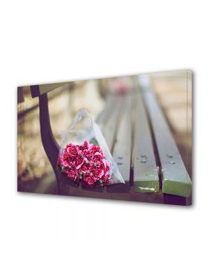 Tablou Canvas Valentine's Day Ziua indragostitilor Buchete violet