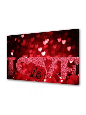 Tablou Canvas Valentine's Day Ziua indragostitilor Mii de petale